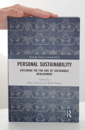 Personal Sustainability, book by Routledge