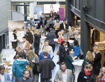 First pre-launch event @ Conscious Initiative Conference, Tallinn 05/2016. Photo: Madis Palm