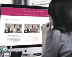 Online mental wellness training benefits